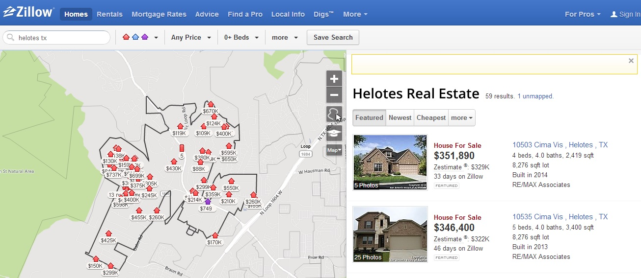 Zillow review how a website helped us find our dream home for Zillow site