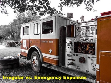 emergency expenses