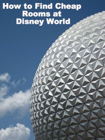 cheap rooms at disney world